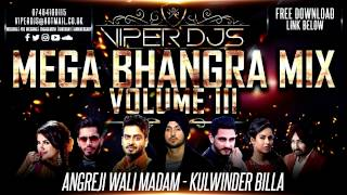 Download Lagu Mega Bhangra Mix Volume 3 | Viper DJs | Kiran Rai | 2017 Latest Bhangra Mix Mp3