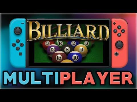 Pool BILLIARD | Multiplayer | Nintendo Switch