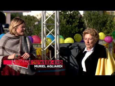 Invitée du week-end : Muriel Agliardi