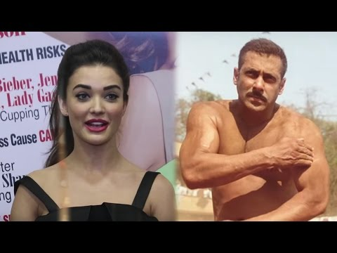 Amy Jackson High On Praise For Salman Khan's Sulta