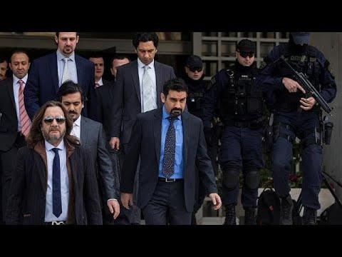 Ελλάδα: Ελεύθεροι και οι οκτώ Τούρκοι αξιωματικοί