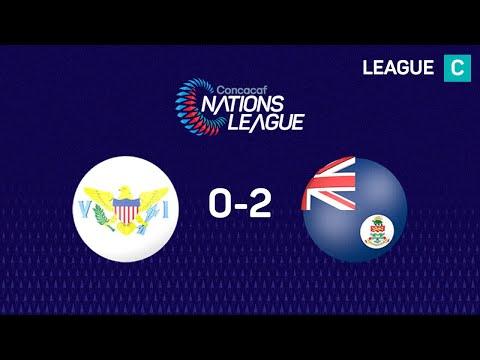 Американские Виргинские острова - Cayman Islands 0:2. Видеообзор матча 05.09.2019. Видео голов и опасных моментов игры