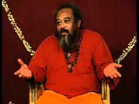 Mooji Joke: Be Careful What You Wish For