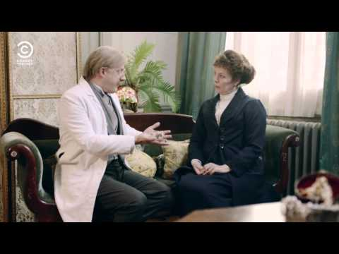 Drunk History -  Dr Crippen