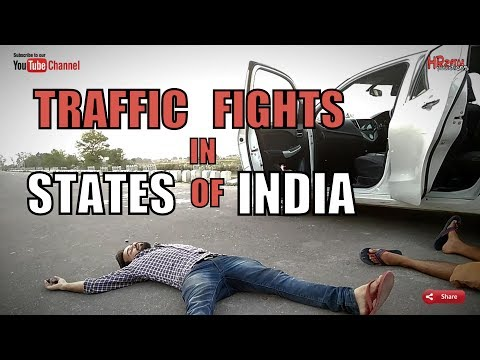Fights in Different States of India
