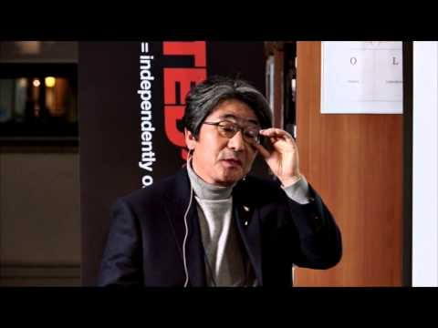 Meeting, a beautiful fragrance: Ko Seoung Uk at TEDxIGSETeachers