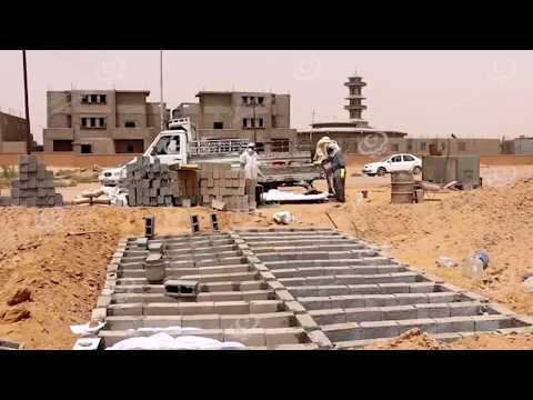 دفن (16) جثة مجهولة الهوية بمدينة سبها