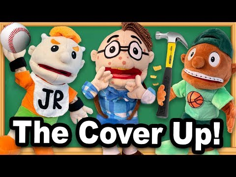 SML Movie: The Cover Up!