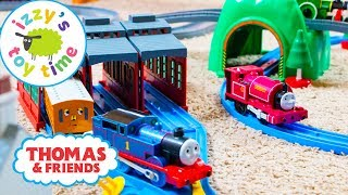 Thomas and Friends | Thomas Train TOMY Trackmaster Giant Motorized Playset | Fun Toy Trains for Kids