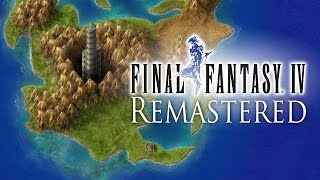 Final Fantasy IV - Photoshop Speed Art