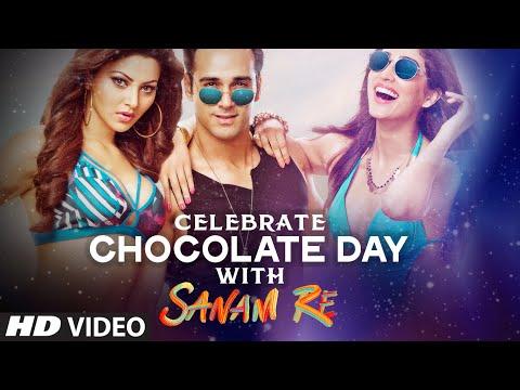 Celebrate Chocolate Day With Sanam Re Pulkit Samrat Yami Gautam Divya Khosla Kumar