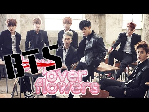 Bangtan Boys Over Flowers - Paradise