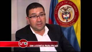 La empresa Aportes San Isidro que se pretende dueña de un baldío en San Martín de Loba, Bolívar, y a los que prometió decapitar, perdió la licencia que le pe...