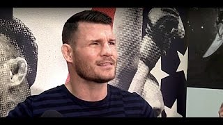 How Did Michael Bisping React When Dana White Said, 'You're Fighting Dan Henderson'? by MMA Weekly