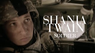 Nonton Shania Twain - Soldier (Music Featurette on Thank You For Your Service Trailer) Film Subtitle Indonesia Streaming Movie Download