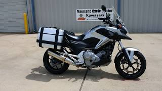 7. For Sale $4,599:  2012 Honda NC700X Overview and Review