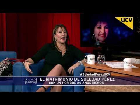 video Soledad Pérez habla de sus 10 años de matrimonio con un hombre 20 años menor