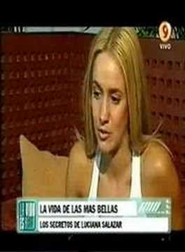 Luciana Salazar: Antes y Después de la cirugía