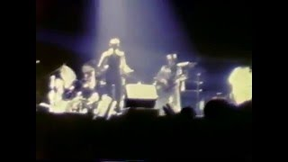 Stay - Live at Boston Garden 1976  8mm Film Footage shot