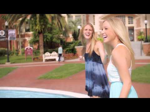 I thought this was a parody. It's not. Delta Gamma FSU recruitment video.