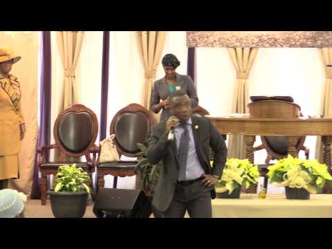 Apostolic Preaching – I've Got a Word from the Lord; It's Already Done!