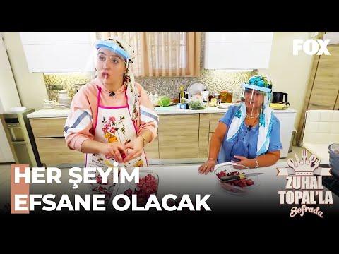 Nazlı Yöresel Bir Lezzet Olan Soğan Kebabı Yapıyor - Zuhal Topal'la Sofrada 490. Bölüm