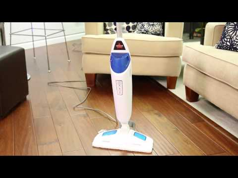 No Power Ready Light - PowerFresh Steam Mop 1940