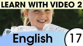English Expressions That Help with the Housework 1, Learn English with Video