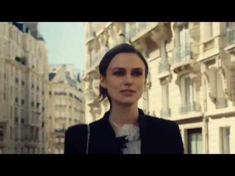 Chanel pub Coco Mademoiselle Intense avec Keira Knightley