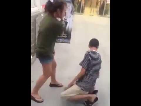 我的野蠻女友,太狠了!