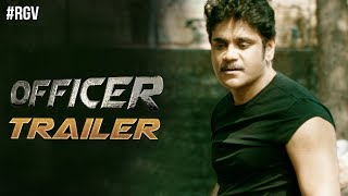 Video RGV's Officer Movie Trailer | Nagarjuna | RGV | Myra Sareen | Ram Gopal Varma | #OfficerTrailer MP3, 3GP, MP4, WEBM, AVI, FLV Mei 2018
