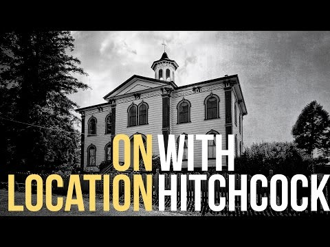 Filming Locations Then & Now: On Location With Hitchcock