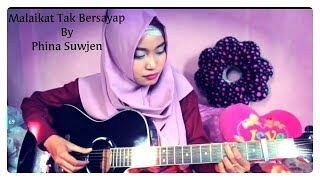 Video Lagu bikin baper 😁 bidadari tak bersayap (cover by Phina Suwjen) MP3, 3GP, MP4, WEBM, AVI, FLV Februari 2018