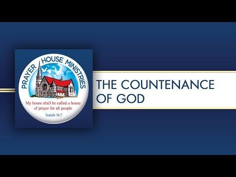 Sermon: The Countenance Of God