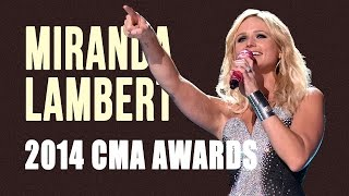 Miranda Lambert Talks Fighting For Women In Country Music At 2014 CMA Awards