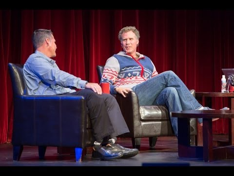 will ferrell - Alums Will Ferrell and Craig Pollard return to USC to share their lives and careers with students. Playlist at https://www.youtube.com/playlist?list=PLh05Qqy...