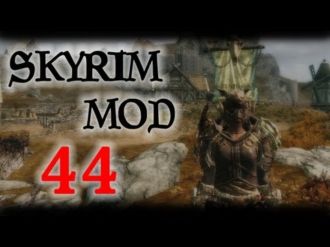 Skyrim Mod #44 - Autosave Manager, Aesir Armor, Immersive Beds, Fisher Folly