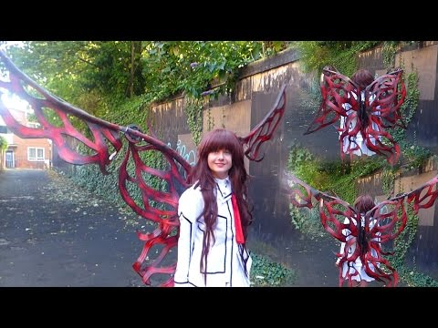 Moving Butterfly Wings - Laura Bee