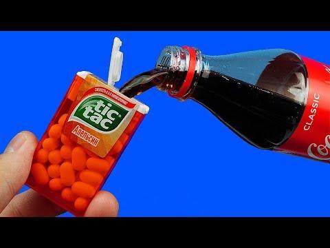 Οκτώ απίθανα κόλπα με Coca Cola