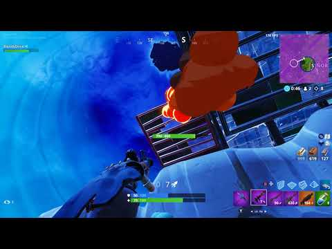 Fortnite Fail