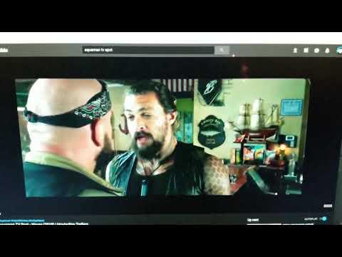 Aquaman TV Spot 'Waves' Quick Review