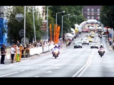 Tour de Polonge, Katowice, ul.Mikołowska