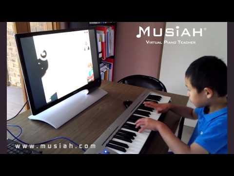 Piano Video: Piano Lesson #122