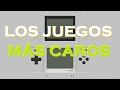 Los Juegos M s Caros De Nintendo Ds