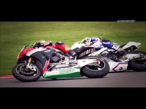 A brit superbike bajnokság köztudottan nívós, nem csak a tempót, a meccselést, hanem a szervezést, körítést tekintve is... Ez már-már vb-színvonal!