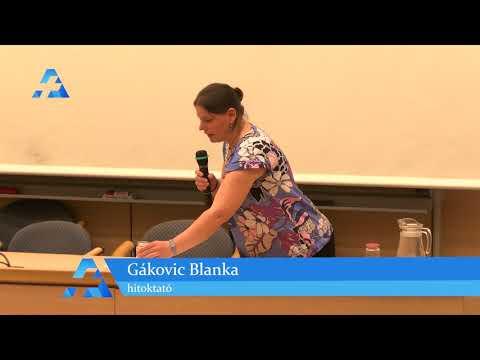 2017-12-09 Kateketika műhely a Sapientia Szerzetesi Hittudományi Főiskolán - Csillag Éva, Gákovic Blanka 2017