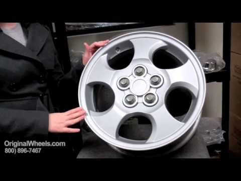 Vue Rims & Vue Wheels - Video of Saturn Factory, Original, OEM, stock new & used rim Co.