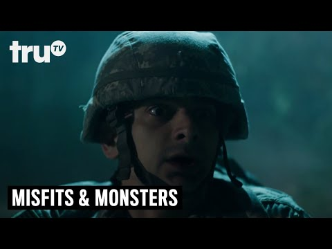 Bobcat Goldthwait's Misfits and Monsters - Two Very Special Soldiers | truTV