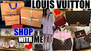 Video COME TO LOUIS VUITTON WITH ME 🙋🏻💋2018 NEW RELEASES (+GRWM)   ❤️ CHARIS MP3, 3GP, MP4, WEBM, AVI, FLV Juni 2018