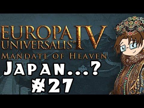 Europa Universalis IV: Mandate of Heaven -- Japan...? #27 (видео)